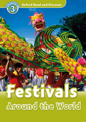 OXFORD READ AND DISCOVER 3. FESTIVALS AROUND THE WORLD MP3 PACK