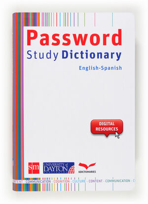 PASSWORD STUDY DICTIONARY ENGLISH SPANISH