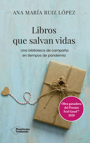 LIBROS QUE SALVAN VIDAS PREMIO FEEL GOOD