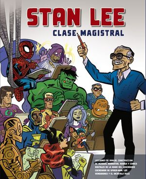 STAN LEE CLASE MAGISTRAL