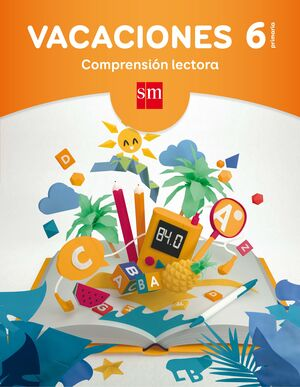 VACACIONES COMPRENSION LECTORA 6ºEP 17