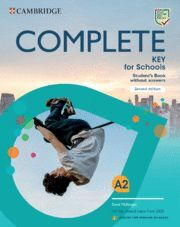COMPLETE KEY FOR SCHOOLS FOR SPANISH SPEAKERS STUDENT'S BOOK WITHOUT ANSWERS (20