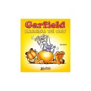 GARFIELD. BARRIGA DE ORO